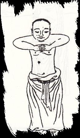 qigong pratica palo eretto